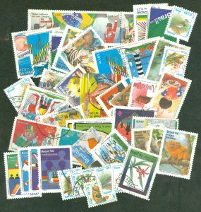 selection Brazil 1995 (mostly) 49 different CV $51
