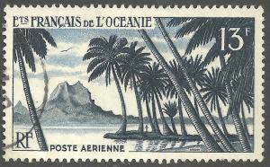 FRENCH POLYNESIA SCOTT C23