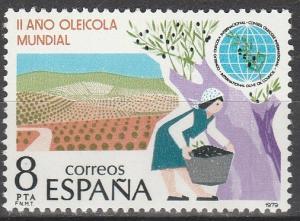 Spain #2184 MNH F-VF (V4129)