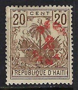 Haiti 44 VFU 1061G-1
