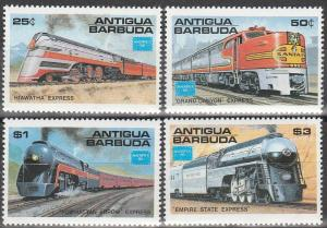 Antigua #934-7  MNH F-VF CV $8.00 (SU6135)