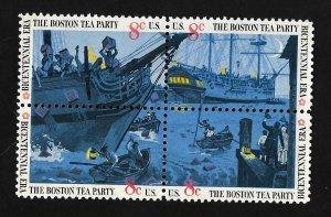 United States 1973 - MNH - Block - Scott #1483A