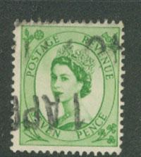 Great Britain QE II  SG 549  FU