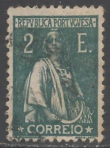 PORTUGAL 298H VFU 139D