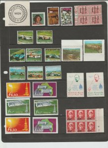WW Mix Cinderella Stamp n 7-14  as seen- Postal? local posts? tnx