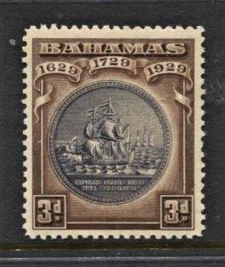 STAMP STATION PERTH  Bahamas #86 Seal of Bahamas - MNH CV$8.00