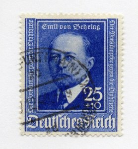 Germany 1943 Early Issue Fine Used 25pf. NW-100722