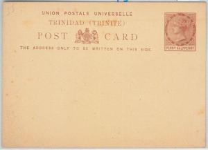 65898 -  TOBAGO - Postal History -  POSTAL STATIONERY CARD:  H & G # 1