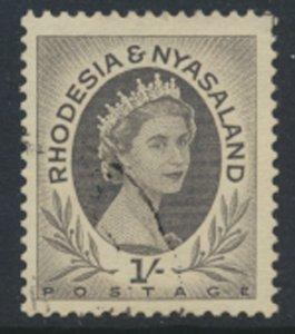 Rhodesia & Nyasaland SG 9 Sc# 149  Used  see  scan