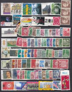 Germany - 98 stamp lot # 6 - (2438)
