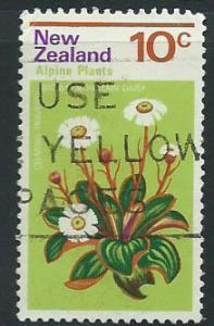 New Zealand SG 986 Used