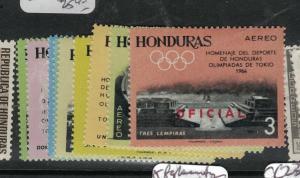 Honduras Olympics SC CO111-9 MOG (6dwk)