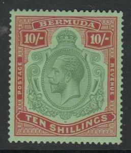 Bermuda, Sc 96 (SG 92), MLH