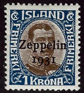 Iceland SC C10 Mint VF hr SCV$17.50...Worth a Close Look!