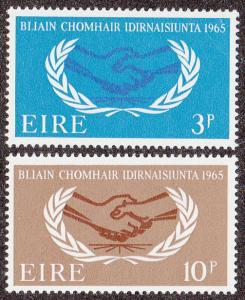 Ireland 202-203 MH CV $5.50
