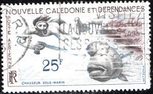 New Caledonia #C31 Used