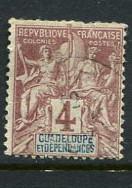 Guadeloupe #29 Mint