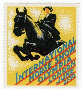 (I.B-CKK) Cinderella Collection : International Horse Show (Olympia)