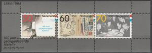 Netherlands #B606a  MNH  CV $3.00 (S3169L)