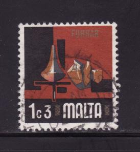 Malta 459 U Pottery (B)