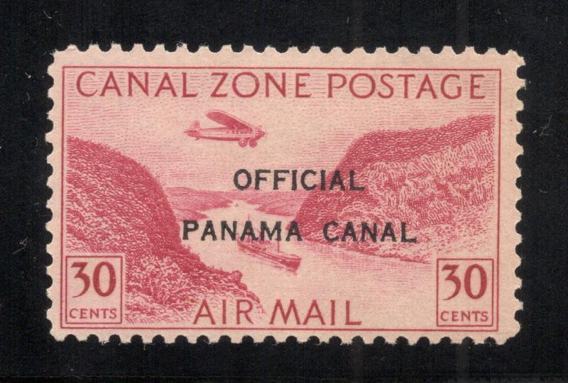 CZ#CO5 Air Post Official - Unused - O.G. (Without Overprint)