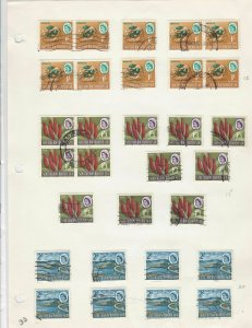 southern rhodesia 1964 stamps ref 11222