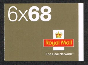 Great Britain Booklet SG NB2