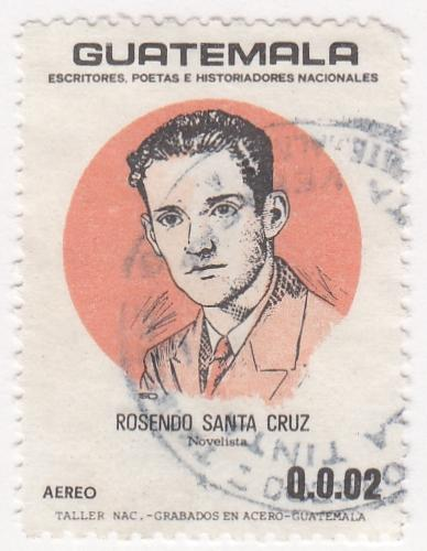 Guatemala, Scott # C819, Used