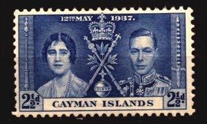 Cayman Scott 99 Unused Hinged