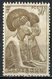 Cameroun; 1946: Sc. # 307: */MH Single Stamp