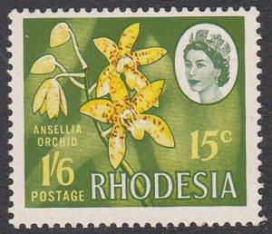Rhodesia 247 MNH CV $5.00