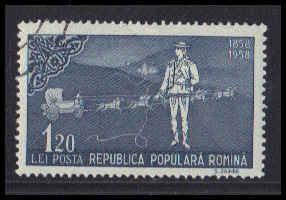 Romania CTO NH Very Fine ZA6869