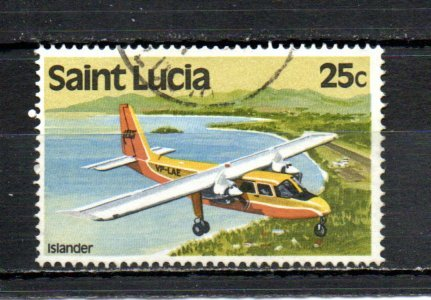 St. Lucia 508 used