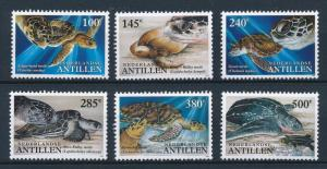 [NA1559] Netherlands Antilles Antillen 2004 Turtles MNH # 1559-64
