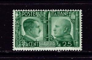 Italy 415 Hinged 1941 issue