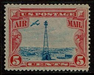 USA Scott C11 MNH (1928) Airmail - Beacon