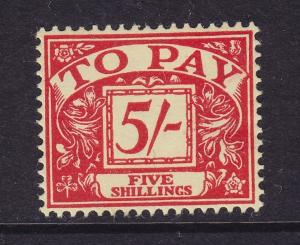GB Scott # J54 VF OG mint lightly hinged nice color cv $ 140 ! see pic !
