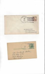 US Navy Covers USS Manley DD 74