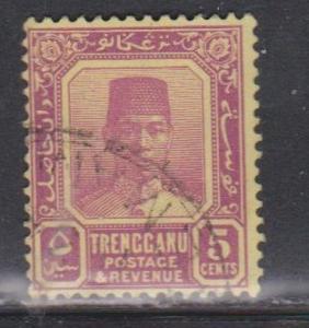 TRENGGANU Scott # 26 Used - Sultan