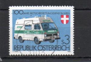 Austria 1201 used