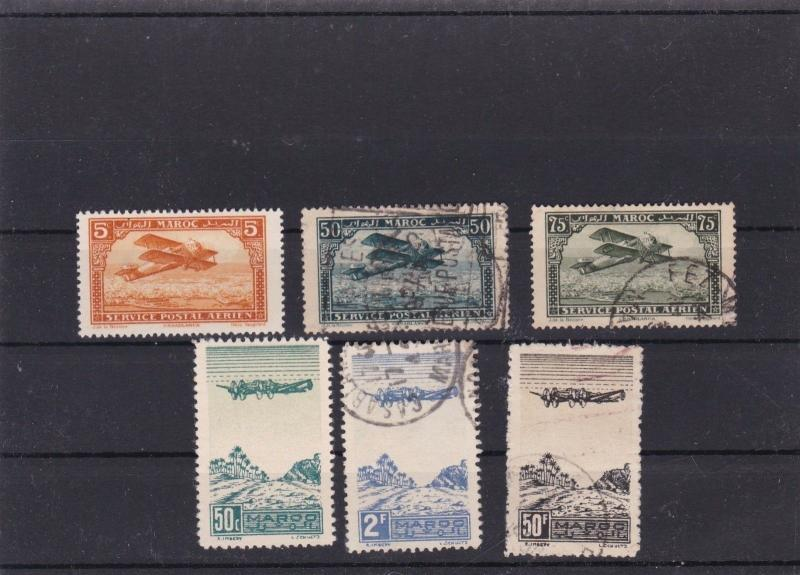 EARLY MOROCCO  STAMPS  REF R791
