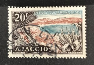 France 1954 #724, Used