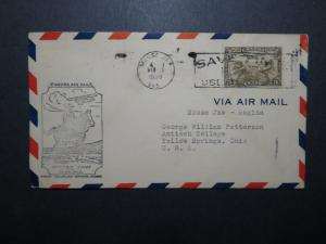 Canada 1930 Moose Jaw to Regina First Flight Cover - Z11182