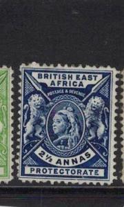 British East Africa SG 68 MOG (6dto)