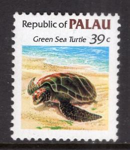Palau 80 Turtle MNH VF