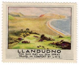 (I.B) Cinderella Collection : Resorts By Railway (Llandudno)