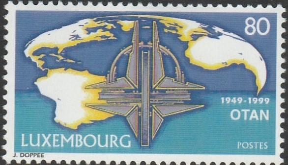 Luxembourg, #1007 Unused From 1999