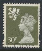 GB Scotlan  SG S86 SC# SMH67 Used   Machin 30p  see details