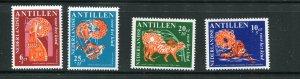 Netherlands Antilles #B81-4 MNH  - Make Me A Reasonable Offer