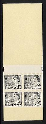 Canada 460d Booklet BK65a MNH Train